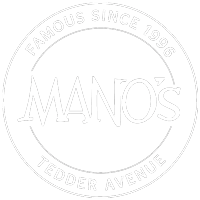 Mano's on Tedder Avenue