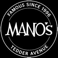Mano's on Tedder Avenue